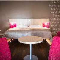 Hotel Pictures: Visperhof, Visp