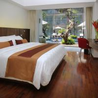 Super Deluxe Double Room with Pool Access