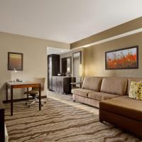 One-Bedroom King Suite - Hearing Access