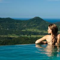Hotel Pictures: Koonyum Range Retreat, Mullumbimby