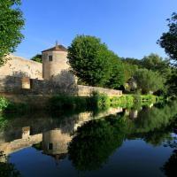 Hotel Pictures: Coté-Serein La Privilège de la Tour Madame, Noyers-sur-Serein