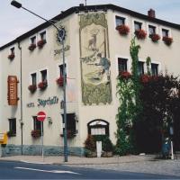 Hotelbilleder: Hotel Jägerhalle, Falkenstein