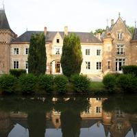 Hotel Pictures: Hostellerie Du Château Les Muids, La Ferté-Saint-Aubin