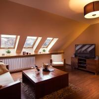 Deluxe Apartment with Private Sauna