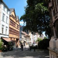 Hotel Pictures: Chambres d'Hôtes Au Micocoulier, Rouen