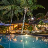 ホテル写真: ソング ランブン ビーチ ハッツ, レンボンガン島