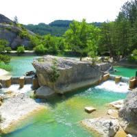 Hotel Pictures: Vivacamp Le Lac Bleu, Châtillon-en-Diois
