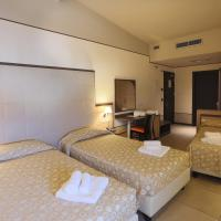 Standard Quadruple Room with Balcony