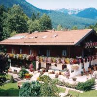 Hotelbilleder: Gästehaus Hächer, Schleching