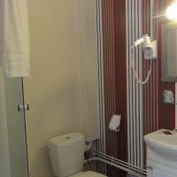 Economy Double Room with open bathroom
