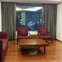 Executive Three-Bedroom Apartment