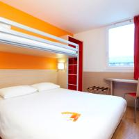 Triple Room (1 double bed +1 single bed)
