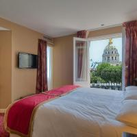 Double Room with View on Invalides