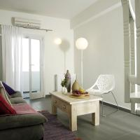 Family Apartment with Side Sea View