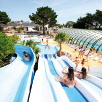 Hotel Pictures: Camping Le Moteno, Plouhinec