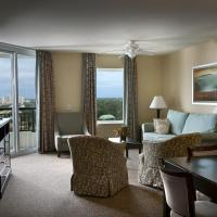 Three-Bedroom Suite with Golf Course View