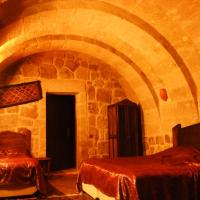 Double or Twin Cave Room