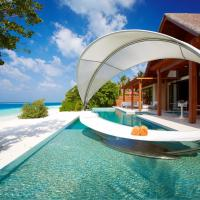 Two Bedroom Beach Pavilion with Pool