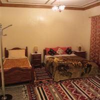 Yassine standard triple room