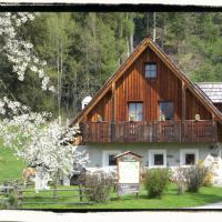 """Hotel Pictures: Ferienhaus """"Zur alten Schmiede"""", Mariahof"""