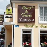 Hotel Pictures: Hôtel de France, Isigny-sur-Mer
