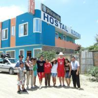 Hotel Pictures: Hostal Alcazaba, Puerto López