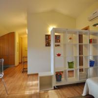 One-Bedroom Apartment (left)