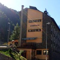 Fotografie hotelů: Hotel Mila, Encamp