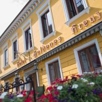 Hotel Pictures: Hotel Goldenes Kreuz, Grein