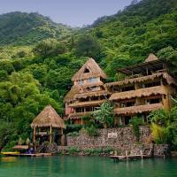 Foto Hotel: Laguna Lodge Eco-Resort & Nature Reserve, Santa Cruz La Laguna