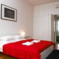 Deluxe Two-Bedroom Apartment with Balcony - Petrinjska Street