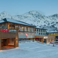 Hotel Pictures: Sporthotel Edelweiss, Obertauern