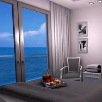 Luxury Double or Twin Room with Sea View