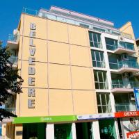 Hotellikuvia: Aparthotel Belvedere, Nessebar