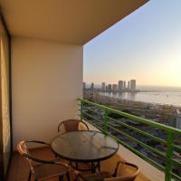 Zdjęcia hotelu: Departamentos Alpro Cavancha Vista a la Playa, Iquique