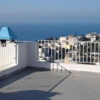 Double Room with Terrace and Sea View