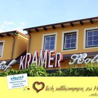Zdjęcia hotelu: Altstadthotel Kramer, Villach