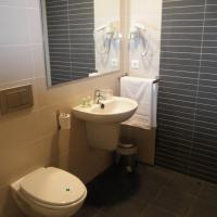 Basic Double Room with Private External Bathroom