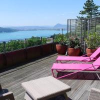 Hotel Pictures: Le Clos Du Lac - Maison D'Hôtes - Guest House, Veyrier-du-Lac