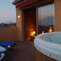 Deluxe Double or Twin Room with Hot Tub