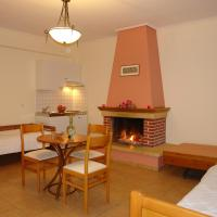 One-Bedroom Apartment with Fireplace