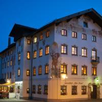 Hotel Pictures: Hotel Gasthof Alte Post Holzkirchen, Holzkirchen