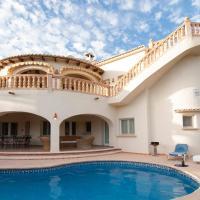 Hotel Pictures: Villa Claudia, Benitachell