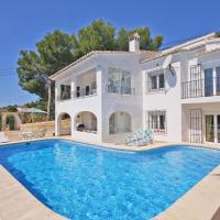 Hotel Pictures: Villa Zaragoza, Moraira