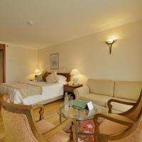 Superior Double Tsameret Room with Private Terrace and Forest View