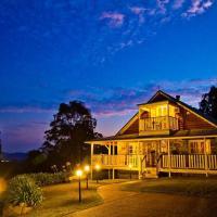 Foto Hotel: Bimbadeen Mountain Retreat, Mount View