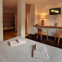 Quadruple Room - Mont Blanc Side