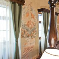 Deluxe Double Room with Fresco