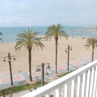 Two-Bedroom Apartment with Sea View - Paseo de la Ribera, 10 4º