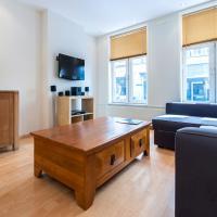 Leidseplein Longstreet apartment 1